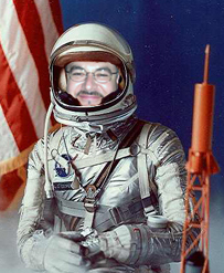 Space Commander Pedroza