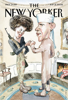 July 21, 2008 New Yorker Cover