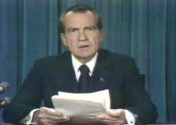 Richard Nixon Resignation Speech