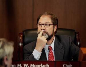 Supervisor John Moorlach