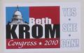 Beth Krom for Congress