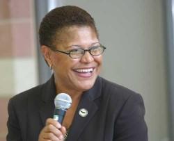Assembly Speaker Karen Bass