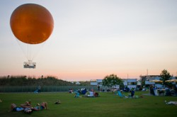 Ballon Ride at The Great Park Irvine