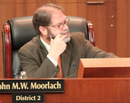OC Supervisor John Moorlach - Photo: Chris Prevatt