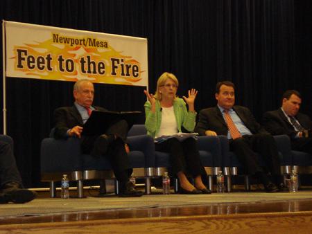 Feet to the Fire Forum - Costa Mesa