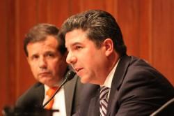 Santa Ana Councilman Carlos Bustamante