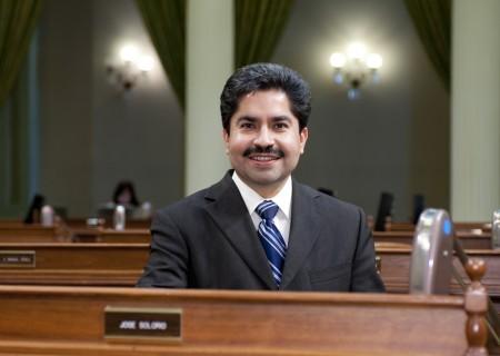 Assemblyman Jose Solorio