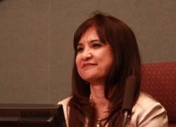 Former Anaheim Mayor Pro Tem Lori Galloway (Photo: Chris Prevatt)