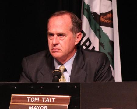 Anaheim Mayor Tom Tait (Photo: Chris Prevatt)