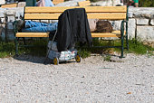 Homeless-belongings