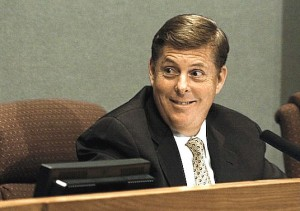 Former Anaheim Mayor Curt Pringle  (Photo by: Paul Rosales)