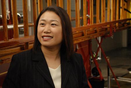Supervisor Janet Nguyen (Campaign photo)