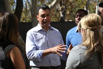 CA State Senator Alex Padilla