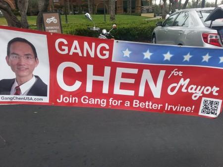 Join Gang for a Better Irvine?